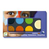 Face Paints - 6 Colours Palette