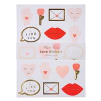 Love Sticker Sheets
