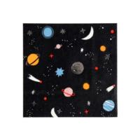 Space Napkins Small