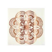 Mandala Pattern Napkins Small
