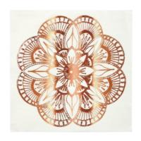 Mandala Pattern Napkins Large
