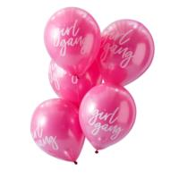 Girl Gang Balloons