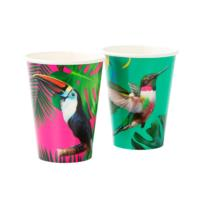 Tropical Fiesta Bright Cups