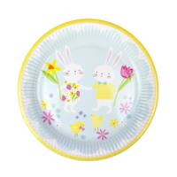 Hop To It Easter Plates