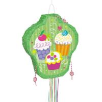 Cupcake Party Pinata