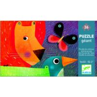 Animal Parade Puzzle - 36pcs