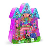 Fairy Castle Puzzle - 54pcs