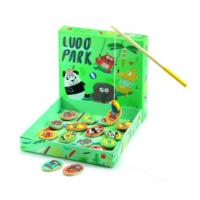 Ludo Park Wooden Games