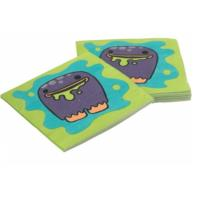 Monster Party Paper Napkins