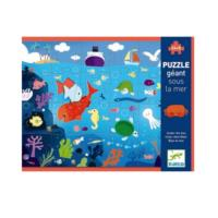Under The Sea Giant Puzzle - 24pcs