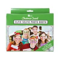 Christmas Elfie Selfie Photo Booth