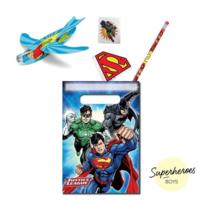 Boys Superheroes Party Bags