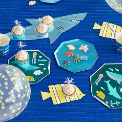 Under the Sea First Birthday