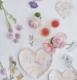 Wildflower Heart Party
